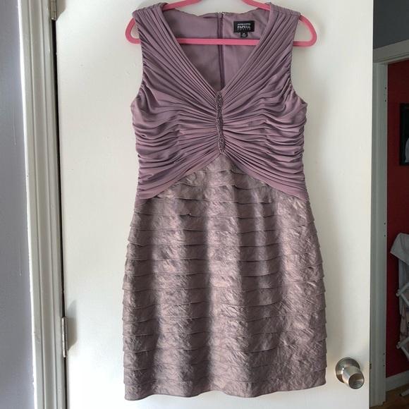 Adrianna Papell Dresses   Petite Evening Dress Size 14p   Poshmark